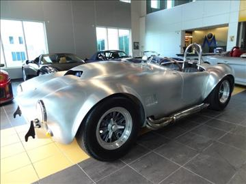 Shelby Cobra For Sale in Sterling, VA - Motorcars Washington