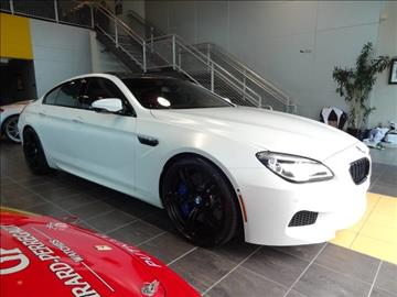 2017 BMW M6 for sale at Motorcars Washington in Chantilly VA
