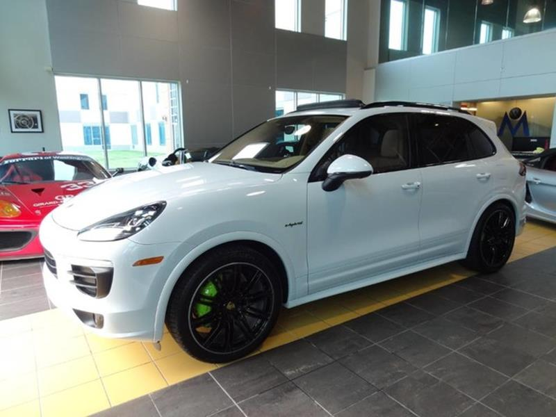 2015 Porsche Cayenne for sale at Motorcars Washington in Chantilly VA