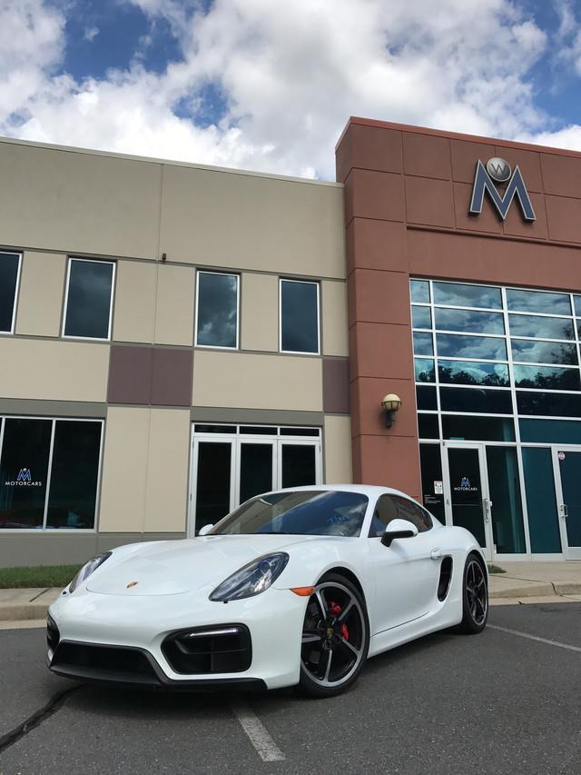 2015 Porsche Cayman for sale at Motorcars Washington in Chantilly VA