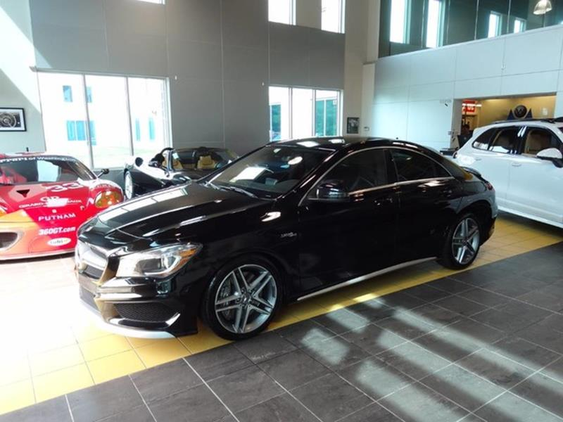 2014 Mercedes-Benz CLA for sale at Motorcars Washington in Chantilly VA