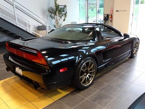 2003 Acura NSX for sale at Motorcars Washington in Chantilly VA