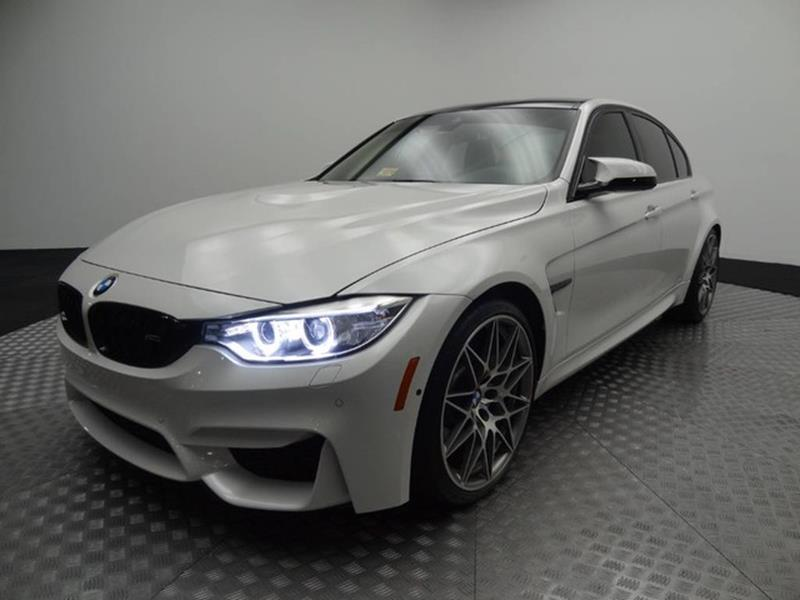 2017 BMW M3 for sale at Motorcars Washington in Chantilly VA