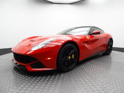 2016 Ferrari F12berlinetta for sale at Motorcars Washington in Chantilly VA