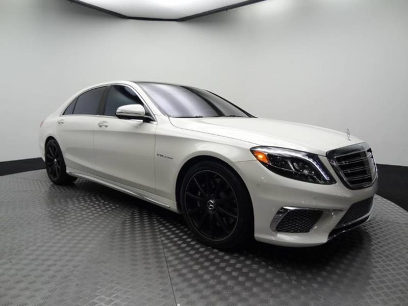 2015 Mercedes-Benz S-Class for sale at Motorcars Washington in Chantilly VA