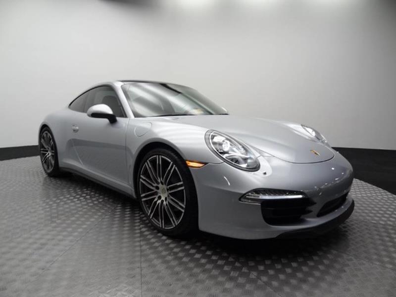 2015 Porsche 911 for sale at Motorcars Washington in Chantilly VA