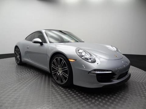 2015 Porsche 911 for sale at Motorcars Washington in Chantilly VA