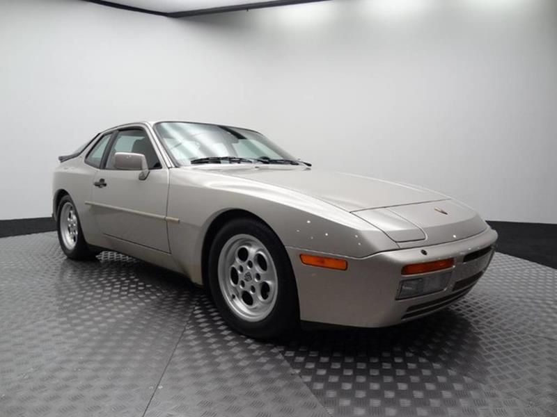1986 Porsche 944 for sale at Motorcars Washington in Chantilly VA