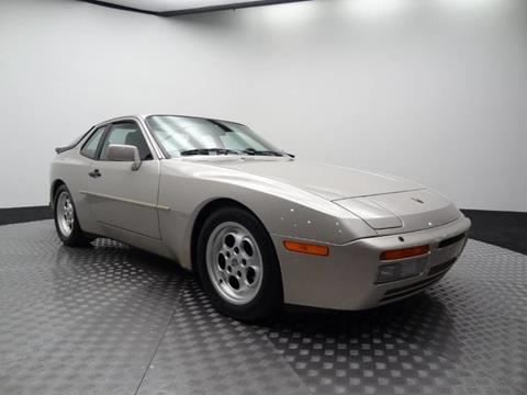 1986 Porsche 944 for sale at Motorcars Washington in Chantilly VA