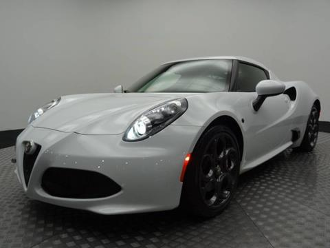 2015 Alfa Romeo 4C for sale at Motorcars Washington in Chantilly VA