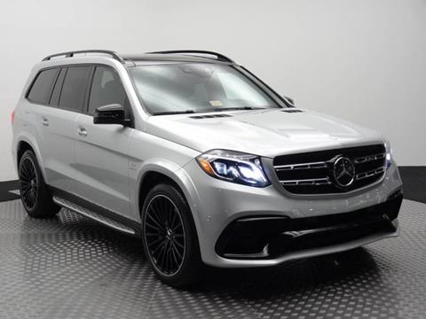 2017 Mercedes-Benz GLS for sale at Motorcars Washington in Chantilly VA