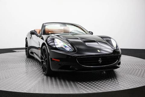 2011 Ferrari California for sale at Motorcars Washington in Chantilly VA