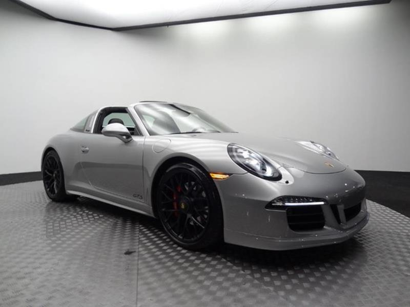 2016 Porsche 911 for sale at Motorcars Washington in Chantilly VA