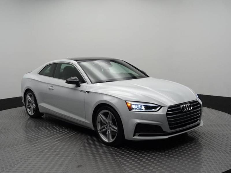 2018 Audi A5 for sale at Motorcars Washington in Chantilly VA