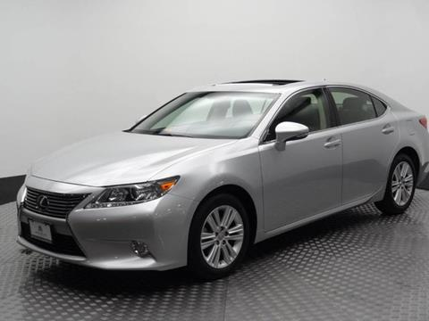 2013 Lexus ES 350 for sale at Motorcars Washington in Chantilly VA