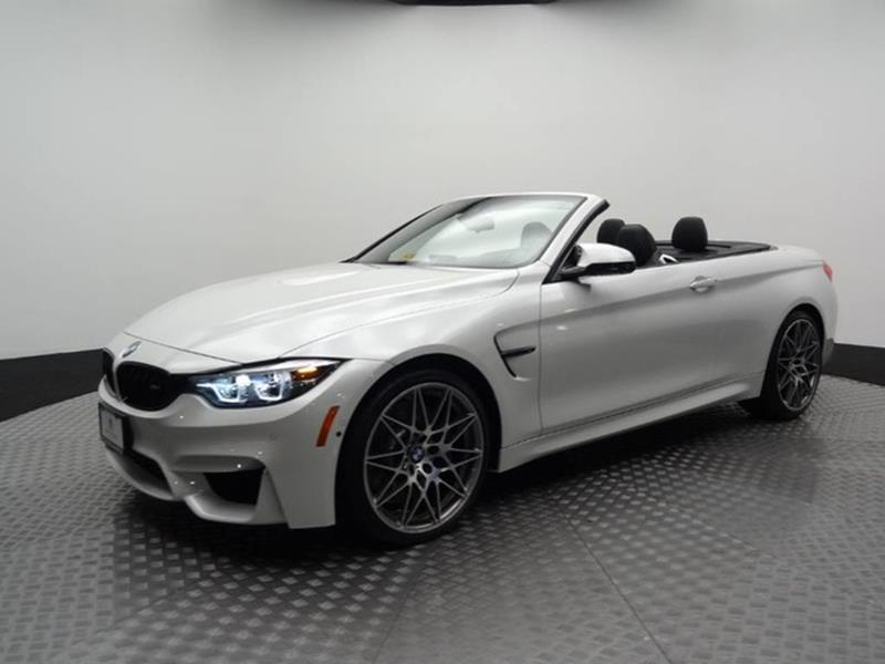 2018 BMW M4 for sale at Motorcars Washington in Chantilly VA