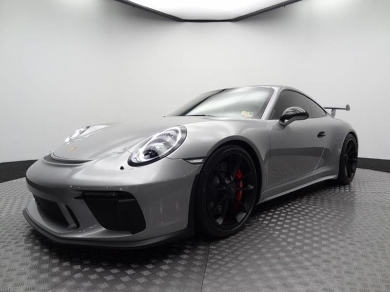 2018 Porsche 911 for sale at Motorcars Washington in Chantilly VA