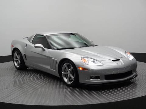 2012 Chevrolet Corvette for sale at Motorcars Washington in Chantilly VA