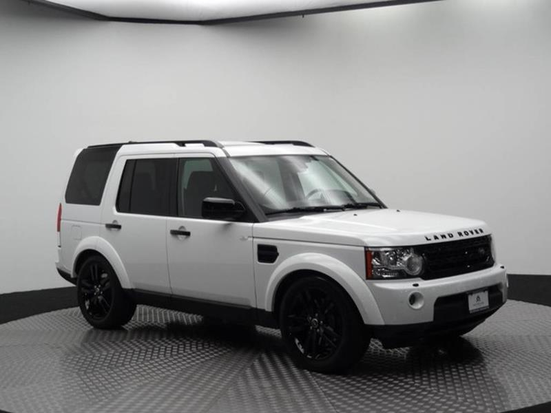 2013 Land Rover LR4 for sale at Motorcars Washington in Chantilly VA