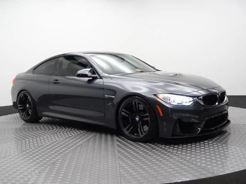 2015 BMW M4 for sale at Motorcars Washington in Chantilly VA