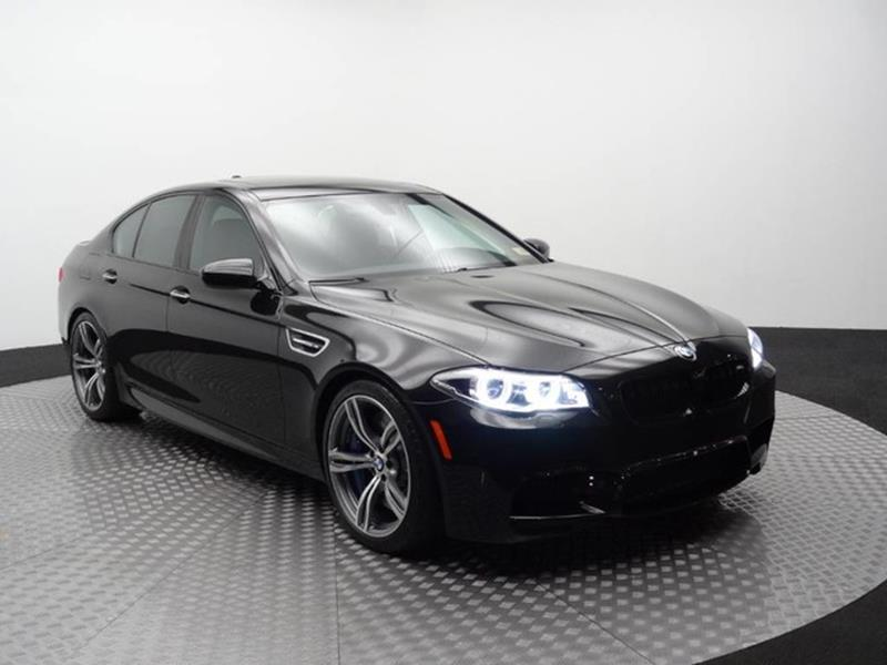 2016 BMW M5 for sale at Motorcars Washington in Chantilly VA