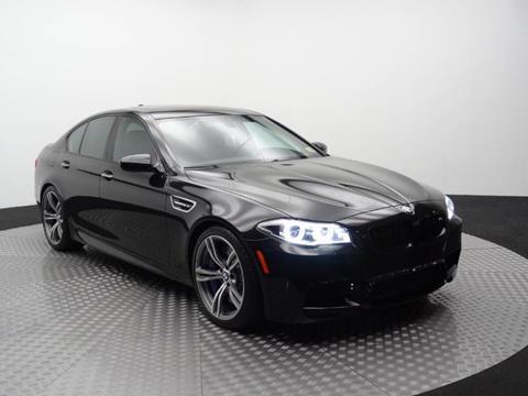 2016 BMW M5 for sale at Motorcars Washington in Chantilly VA