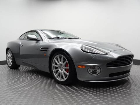 used aston martin v12 vanquish for sale - carsforsale®