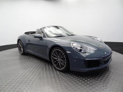 2017 Porsche 911 for sale in Sterling, VA