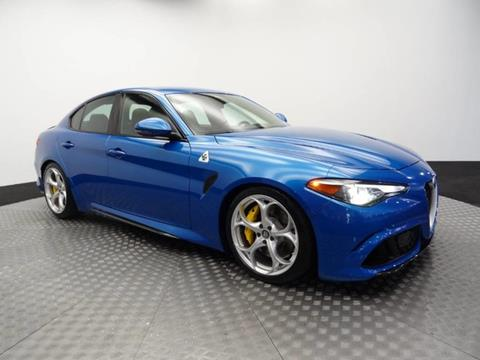 2018 Alfa Romeo Giulia Quadrifoglio for sale in Sterling, VA