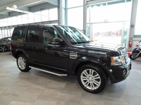 2014 Land Rover LR4 HSE LUX for sale at Motorcars Washington in Chantilly VA