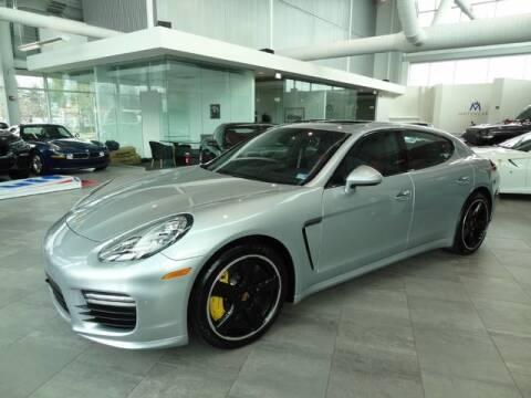 2016 Porsche Panamera Turbo S for sale at Motorcars Washington in Chantilly VA