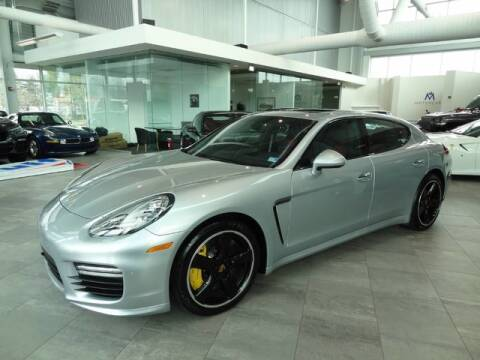 2016 Porsche Panamera for sale at Motorcars Washington in Chantilly VA