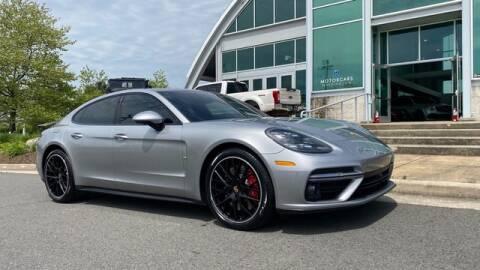 2017 Porsche Panamera Turbo for sale at Motorcars Washington in Chantilly VA