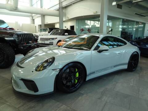 2018 Porsche 911 GT3 for sale at Motorcars Washington in Chantilly VA