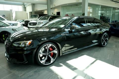 2019 Audi RS 5 Sportback 2.9T quattro for sale at Motorcars Washington in Chantilly VA