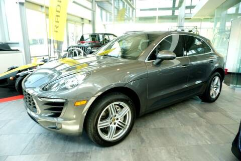 2015 Porsche Macan S for sale at Motorcars Washington in Chantilly VA