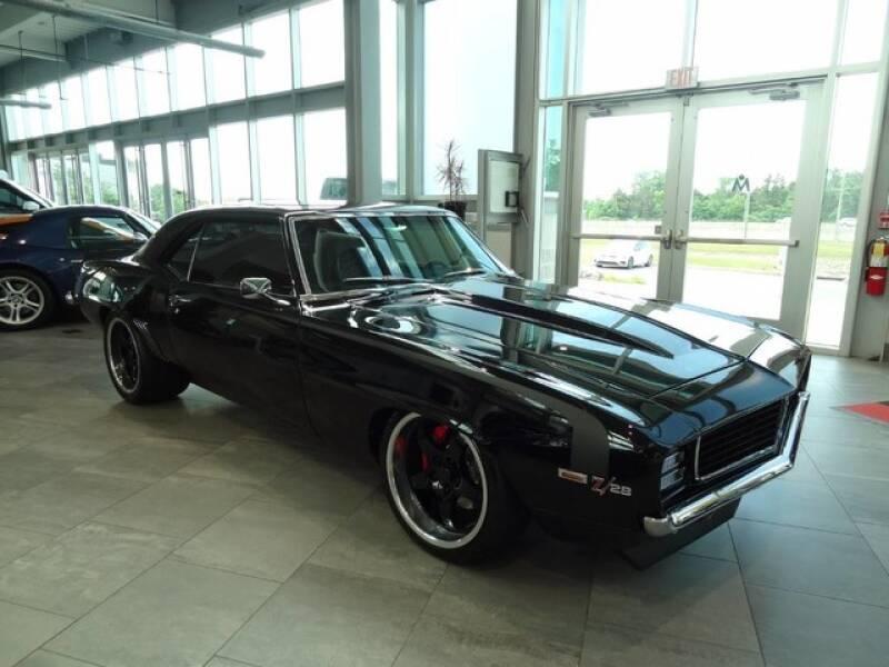 1969 Chevrolet Camaro L99 Pro Touring for sale at Motorcars Washington in Chantilly VA
