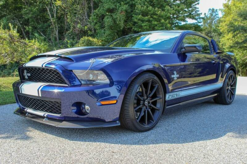 2012 Ford Shelby GT500 for sale at Motorcars Washington in Chantilly VA