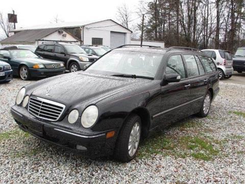 2003 Mercedes-Benz E-Class for sale at Triad Auto Direct in Greensboro NC