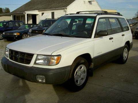 1999 Subaru Forester for sale in Greensboro, NC