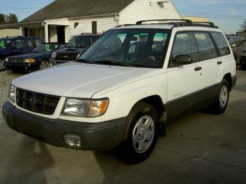 1999 Subaru Forester for sale at Triad Auto Direct in Greensboro NC