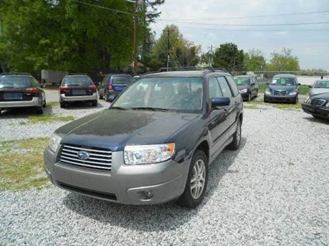 2006 Subaru Forester for sale at Triad Auto Direct in Greensboro NC