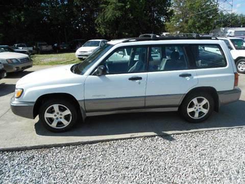 2000 Subaru Forester for sale in Greensboro, NC