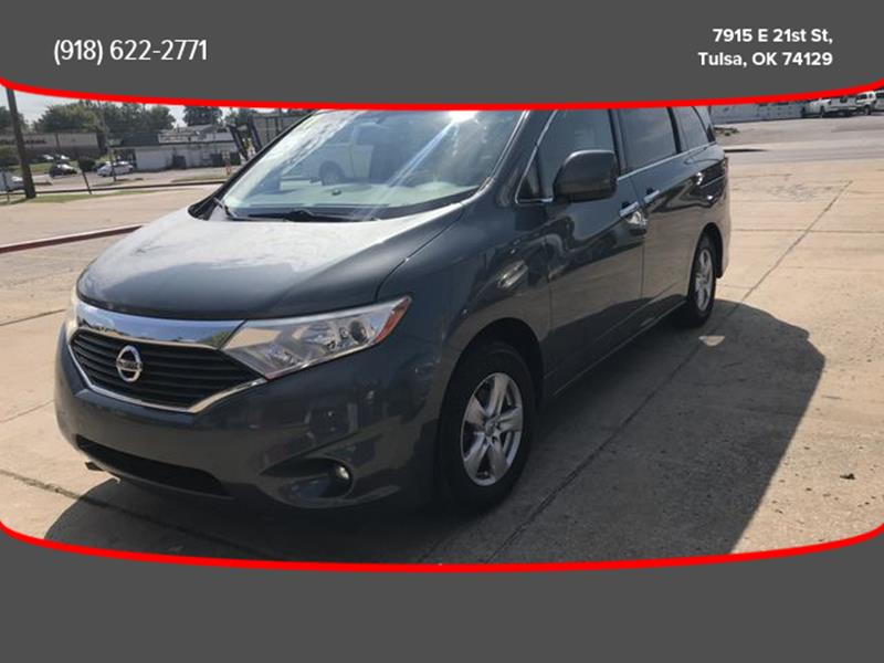 2011 Nissan Quest In Tulsa Ok C S Motors