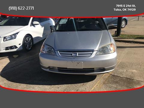 2003 Honda Civic for sale in Tulsa, OK