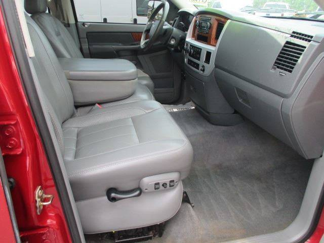 2006 Dodge Ram Pickup 3500 Laramie 4dr Quad Cab 4WD SB - Racine WI