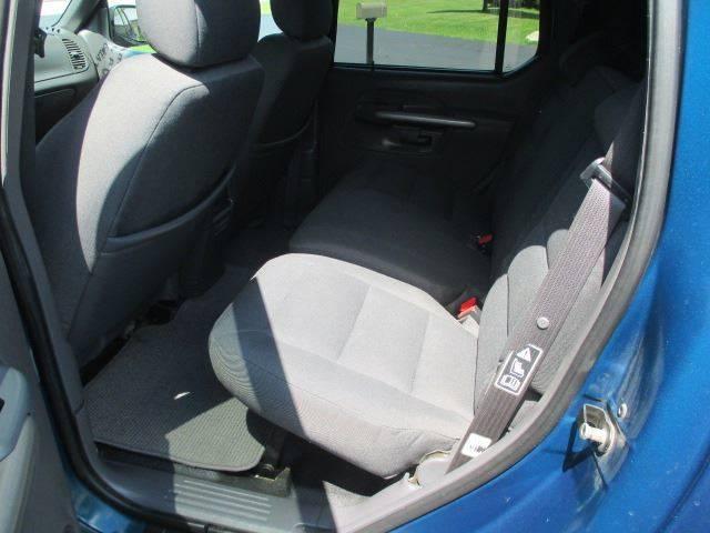 2001 Ford Explorer Sport Trac 4dr 4WD Crew Cab SB - Racine WI