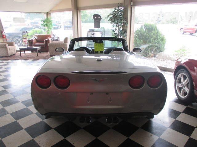 2005 Chevrolet Corvette 2dr Convertible - Racine WI