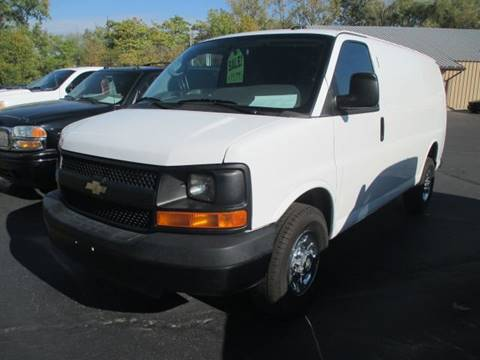 2015 Chevrolet Express Cargo for sale in Racine, WI