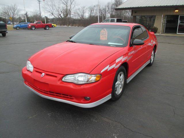 used chevrolet monte carlo for sale milwaukee wi cargurus. Black Bedroom Furniture Sets. Home Design Ideas